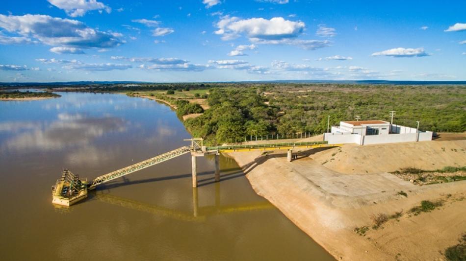 O abastecimento de água na região de Irecê está interrompido nesta  quarta-feira (12) 11216f742f7